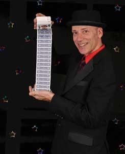 comedy magician brisbane